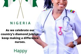 60 HEARTY CHEERS TO NIGERIA